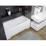 Белая ванна Aria (130, 140, 150, 160, 170)