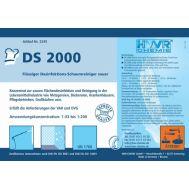 DS 2000 пенный кислотный очиститель с дезинфицирующим эффектом, 10л.