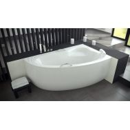Акриловая ванна Natalia Besco, правосторонняя