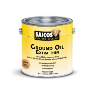GROUND OIL EXTRA THIN для дерева