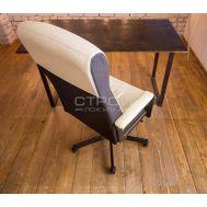 Коврик под кресло из поликарбоната