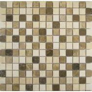 KG30 мозаика микс из камня 2х2 см