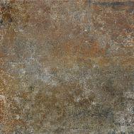 Керамогранит Антик 2 40х40 темно-оливкового цвета
