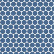 Напольная плитка Блэйз 2П 40х40 синего цвета