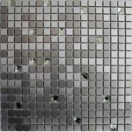lp01A алюминиевая мозаика на сетке