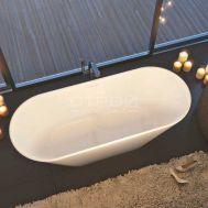 Bergamo 170 Alpen ванна из литого мрамора