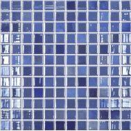 Lux 423 фиолетовая высокоглянцевая мозаика Vidrepur