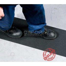 Черная противоскользящая лента, шириной 300 мм