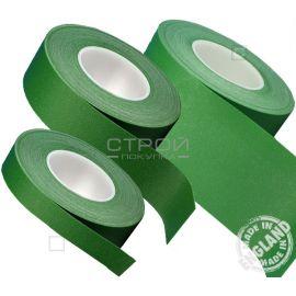 Зеленая лента виниловая самоклеющаяся Resilient, с противоскользящим эффектом. Ширина: 2,5; 5; 10 см, Длина: 9; 18,3 метра