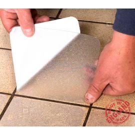 Прозрачный квадрат противоскользящий 10х10 см