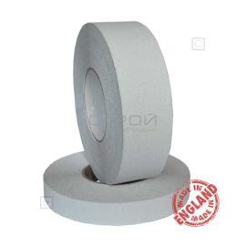 Белые противоскользящие ленты, шириной 25 мм и 50 мм