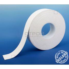 Белая лента против скольжения Resilient виниловая самоклеющаяся. Ширина: 10см, Длина: 18,3 метра