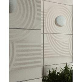 Коллекция плитки Summer Stone Wave завода GoldenTile в интерьере