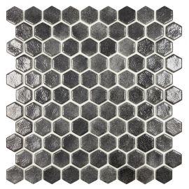 Hexagon Hex № 509 мозаика в виде сот Vidrepure