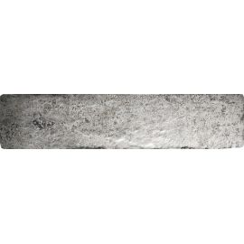 Seven Tones grey 342020 6х25 см настенная плитка матовый блеск