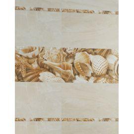 Коллекция плитки Sea Breeze завода GoldenTile в интерьере