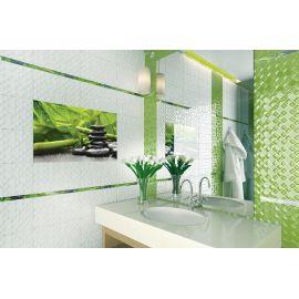 Коллекция плитки Relax HD завода GoldenTile в интерьере
