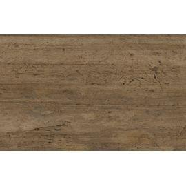 Травертин Мозаик коричневый 25х40 см настенная плитка матовый блеск