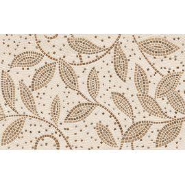 Травертин Мозаик 25х40 см декор настенный матовый блеск