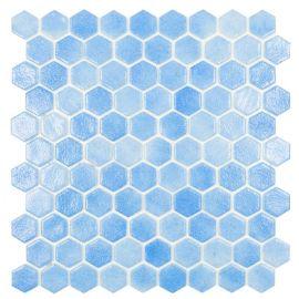 Hexagon Hex № 110 мозаика сотами испанского завода Vidrepure