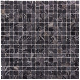 Black forest DAO-604-15-4 мозаика из камня 1,5х1,5 см