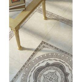 Коллекция плитки Vulcano завода GoldenTile в интерьере