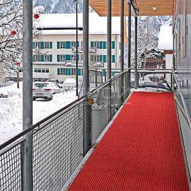 Грязезащитный коврик AKO Safety mat красный