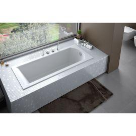 Встраиваемая ванна у окна Shea Slim Besco.