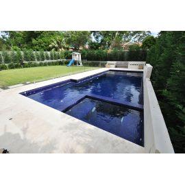 Мозаика Niebla 2503-D 2,5х2,5 см сине-фиолетового цвета для бассейна