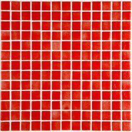 Мозаика Niebla 2506-C 2,5х2,5 см красного цвета завода Ezarri
