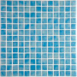 Мозаика Niebla 2508-A 2,5х2,5 см голубого цвета завода Ezarri