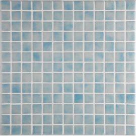 Мозаика Niebla 2521-B 2,5х2,5 см дымчато-голубого цвета завода Ezarri