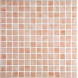 Мозаика Niebla 2523-B 2,5х2,5 см дымчато-бежевого цвета завода Ezarri