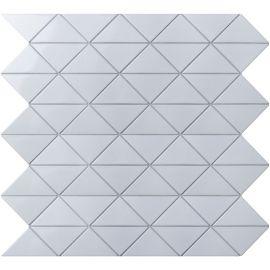 Triangolo White Zip Glossy Homework керамическая мозаика StarmosaicTriangolo White Zip Glossy Homework керамическая мозаика Starmosaic