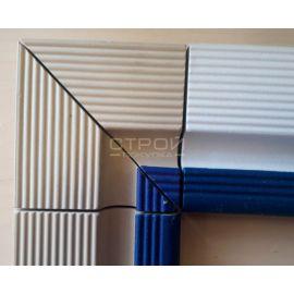 Угол внутренний из 2-х частей Interbau RP7 108x119x15 RH C