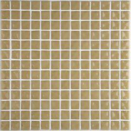 2533-B Ondulato неровная стеклянная мозаика с волнистым эффектом бежевого цвета