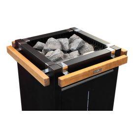 Защитные перила Harvia HL3 для каменки Harvia Virta в сауне