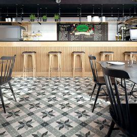 Керамическая мозаика, Albion Carpet Olive, Albion в интерьере