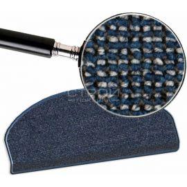 Лестничный коврик — Одесса с увеличением фактуры ковролина.
