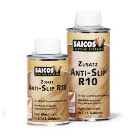 Антискользящая добавка Additive Anti-Slip R10: 0,75 литра и 2,5 литра
