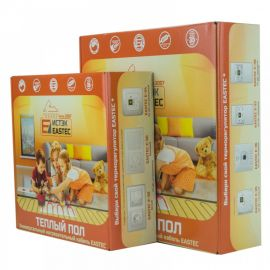 Упаковка комплекта теплого пола Eastec ECC.