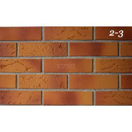 Гибкий клинкер Литобрик 2-3 для фасадов и интерьеров