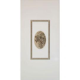 Декор Мидаль 20х40 см от Нефрит Керамика