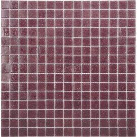 Мозаика серии Econom AF03 2х2 см сиреневая на бумаге