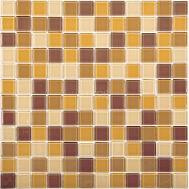 Мозаика Crystal J-326 2,5х2,5 см завода NsMosaic