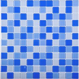 Мозаика Crystal J-347 2,5х2,5 см завода NsMosaic