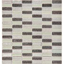 Мозаика Crystal J-419 1,5х4,8 см завода NsMosaic