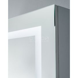 Зеркало-полка  NSM-514 с LED подсветкой, 70х50 см