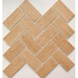 Мозаика PL4595-01 из керамики под паркет