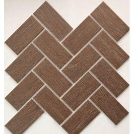 Купить мозаику PL4595-02 из керамики под паркет Ns Mosaic